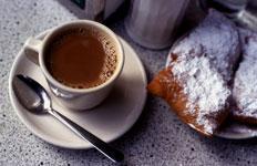 Cafe Du Monde Beignets and Coffee (NewOrleansOnline.com, David Richmond)