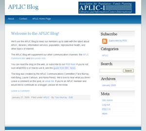 APLIC Blog