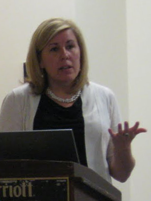 Kristen Purcell of the Pew Internet and American Life Project