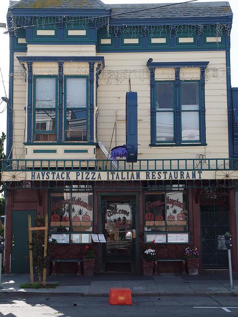 Haystack Italian restaurant in SF