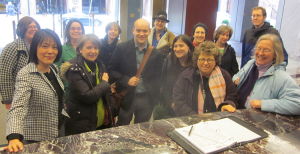 Urban Institute visit
