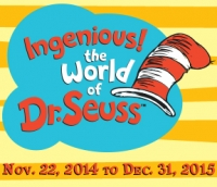 Dr. Seuss exhibit at the San Diego History Center
